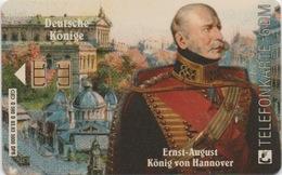 Télécarte Allemagne : Roi Ernst-August De Hannover - Postzegels & Munten