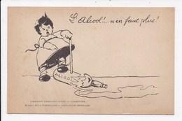 CP CROIX ROUGE Illustration Contre La Tuberculose Lot De 2 Cartes - Red Cross