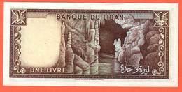 LIBAN - 1 Livre De 1978 - Pick 61c - Liban