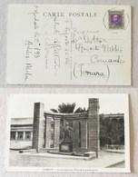 Cartolina Postale Da Ospedale Da Campo 193 Addis Abeba Per Comacchio - 07/08/1936 - Eritrea