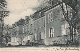 Isère.  Environs De Grenoble, Château Du Marquis De Marcieu à St-Egrève. - Autres Communes