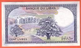 LIBAN - 100 Livres De 1988 - Pick 66d - Liban