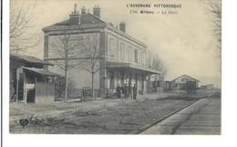 CPA 242 - Puy De Dôme - Arianc - La Gare - Otros Municipios