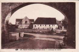 3135637Saint Amand Montrond, L Abbaye De NoirLac - Saint-Amand-Montrond