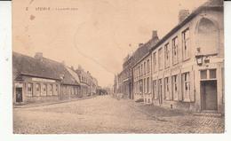 Carte    LEYSELE - Belgique