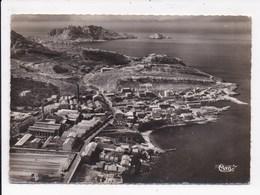 CP 13 MARSEILLE LA MADRAGUE Vue Generale Aerienne - Quartiers Sud, Mazargues, Bonneveine, Pointe Rouge, Calanques