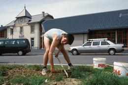 - 74 - St Gervais-Le Fayet (74) - SNCF - Métier - Jardiniers - 2.969 - Saint-Gervais-les-Bains