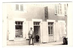 CARTE PHOTO - MAGASIN D' ELECTRICITE (à Identifier) - Shops