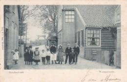 357582Wormerveer, Goudastraat (poststempel 1901) - Wormerveer