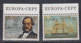 Europa Cept 1982 Yugoslavia 2v ** Mnh (46419A) ROCK BOTTOM - Europa-CEPT