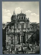 °°° Cartolina - Acireale Basilica Di S. Sebastiano Nuova °°° - Acireale