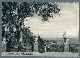 °°° Cartolina - Acireale Interno Villa Belvedere Nuova °°° - Acireale