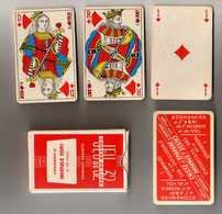 Jeu De 32 Cartes Caisse D'Epargne Annonay Avec Boite - 32 Cartes
