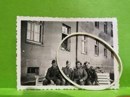 Photo Original, Luxembourg WW2. Bettborn Photos Eugen Frank. 9x6 - Cartes Postales