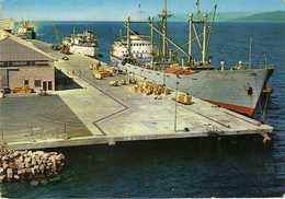 Jordan/Jordanie - Aqaba - Port - Ships - Jordan