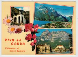 RIVA   DEL  GARDA  (TN)  LA  CHIESETTA  DI  SANTA  BARBARA                   (NUOVA) - Other Cities