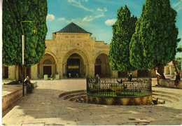 Jordan - Mosque Of Aksa - Jordanien