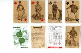 Jeu De 54 Cartes La Vie Du Rail (train) - 54 Cards