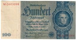 GERMANY100REICHSMARK24/06/1935P183VF+.CV. - [ 4] 1933-1945: Derde Rijk
