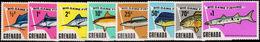 Grenada 1975 Big Game Fishing Unmounted Mint. - Grenada (1974-...)