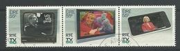 Ireland 2011 50th Anniv. Of 1st TV Broadcast Strip Y.T. 1999/2001 (0) - 1949-... République D'Irlande