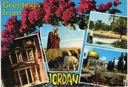 Greetings From Jordan - Jordanien