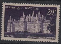 FR 1171 - FRANCE N° 924 Neuf** 1er Choix Château De Chambord - France
