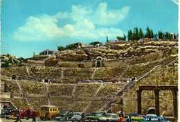 Jordan Amman - The Roman Amphitheatre - Jordanien