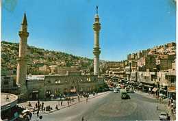 Jordan Amman - El Hussein Mosque - Jordanien