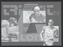 FM - Jeux Olympiques De Sydney 2000 (BL86) : Natation, Cyclisme,... - Feuillets Ministériels