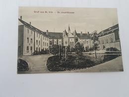 A 2614 - Gruss Aus Saint Vith St Josef Kloster - Saint-Vith - Sankt Vith