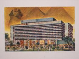 Le Caire : Hilton - Caïro