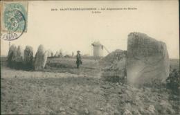 56 SAINT PIERRE QUIBERON / Les Alignements Du Moulin / - France