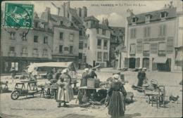 56 VANNES /  La Plce Des Lices / BELLE CARTE ANIMEE - Vannes
