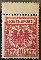 DEUTSCHES REICH 1889 - MNH - Mi 47 - 10pf - Deutschland