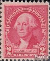USA Mi.-Nr.: 337 Postfrisch 1932 George Washington - Nuevos