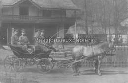 CARTE PHOTO LETTENBACH 1916 ABRESCHVILLER  MONUMENT Du Generalfeldmarschall VON HAESELER OFFICIERS - Frankreich