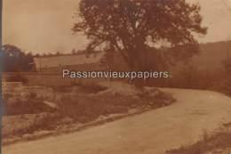 CARTE PHOTO ALLEMANDE FERME De MALVAL (COLLIGIS CRANDELAIN) - France