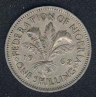 Nigeria, 1 Shilling 1962 - Nigeria