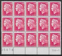 T 00208 - France, 1967-69  N° 1536 Ba, 2 Bandes De Phosphore  Côte 36.00 € - Francia