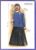 Carte Postale Géant 62. Saint-Laurent-Blangy  Ch'Grand Louis - Saint Laurent Blangy
