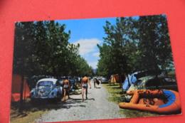 Chieti Vasto Marina Il Camping Sea Garden + Auto VW Maggiolino 1972 - Chieti