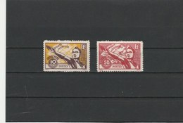 INDOCHINE TIMBRES**LUXE N° 284/285 COTE 5.70 - Neufs