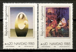 Argentina 1985 / Christmas MNH Nöel Navidad Weihnachten / Cu16417  18-28 - Noël