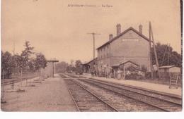 AIRAINES(GARE) TRAIN - France