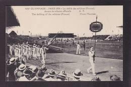 CPA Jeux Olympiques 1924 Paris Non Circulé éditeur AP Cliché Meurisse France - Jeux Olympiques