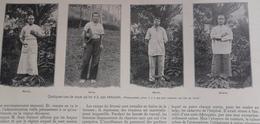 1909 GUYANE ÎLE DU SALUT BAGNE - TREMBLEMENT DE TERRE EN SICILE - MESSINE - Newspapers