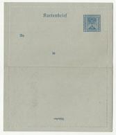Austria Postal Stationery Letter Card Kartenbrief Unused B200310 - Entiers Postaux