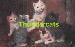 CPA ILLUSTRATEUR  CHAT CHATS SPERLICH ARTIST SIGNED CAT CATS KAT KATTEN KATZE KATZEN - Gatti