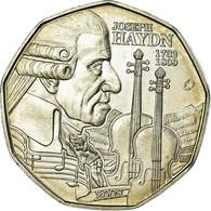 Autriche, 5 Euro, 2009, SPL, Argent, KM:3170 - Autriche